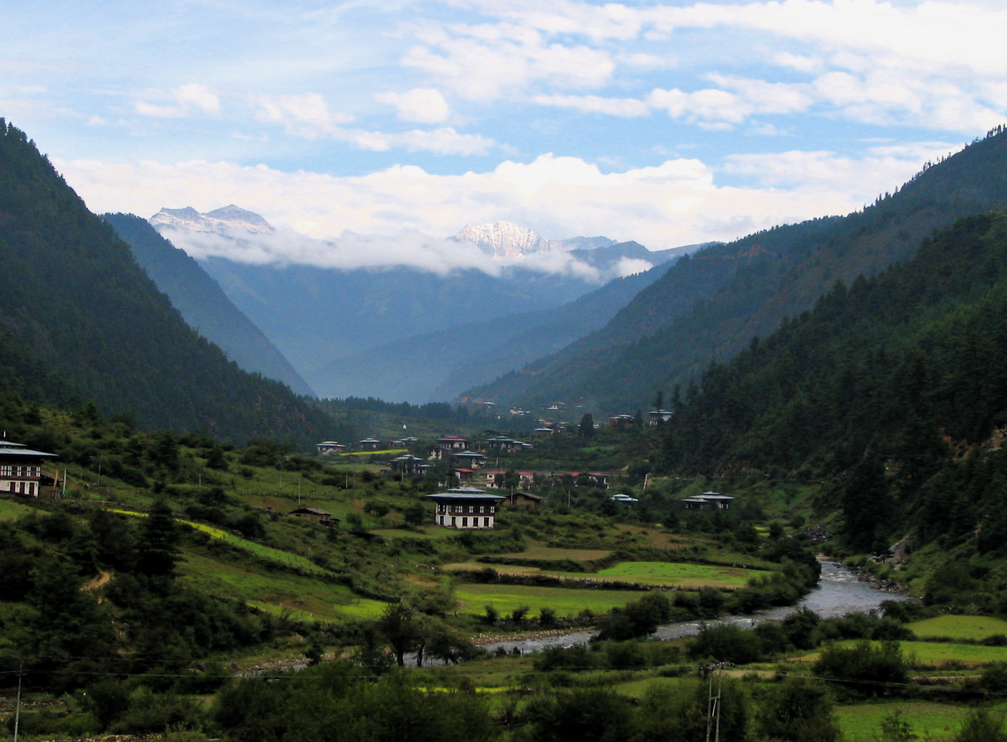 bhutan-HaaValley-trek