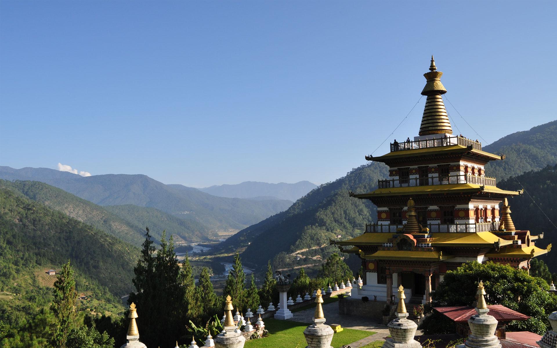 bhutan drukpath